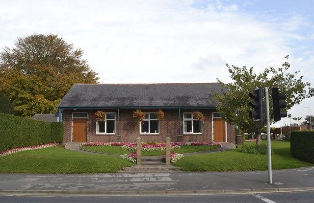 Village Hall, Church Road, Warton, near Preston - 2