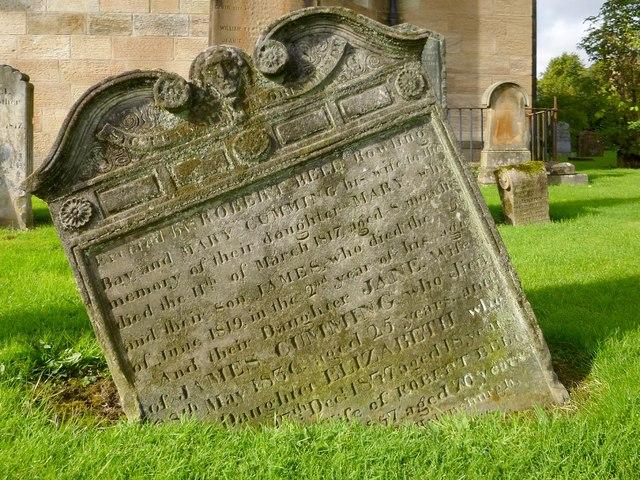 The Bell / Cumming Memorial