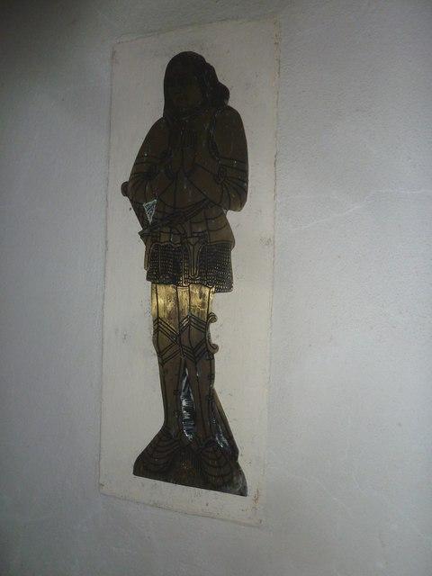 Inside St. Peter, Purse Caundle (c)
