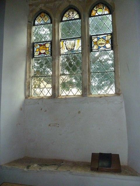 Inside St. Peter, Purse Caundle (d)