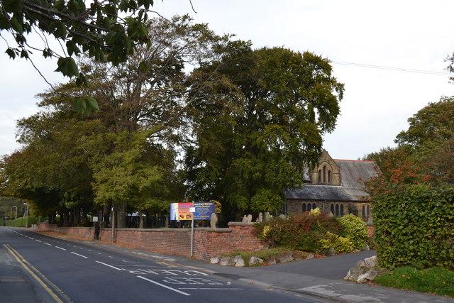 St Paul's Church, Church Road, Warton, near Preston - 1