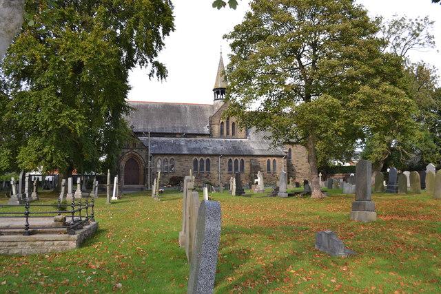 St Paul's Church, Church Road, Warton, near Preston - 2