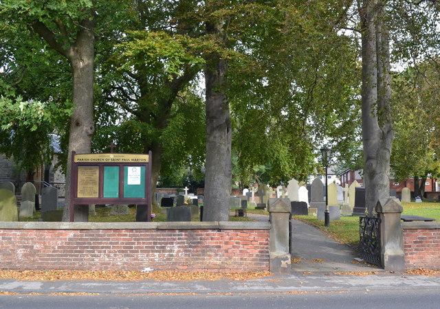 St Paul's Church, Church Road, Warton, near Preston - 3