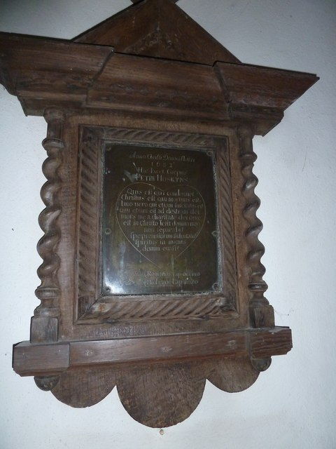 St. Peter, Purse Caundle: memorial (I)