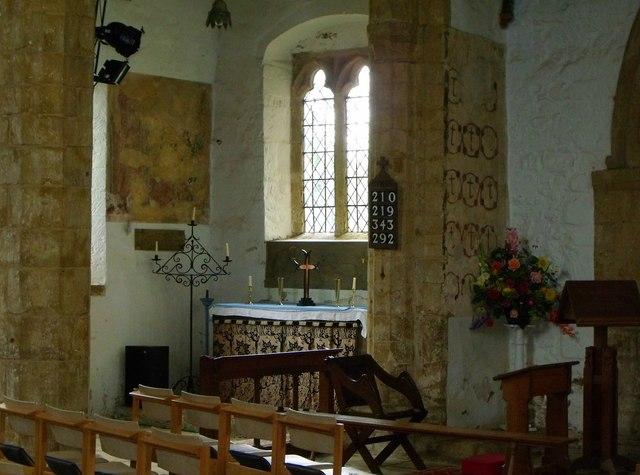 St Etheldreda's, Horley