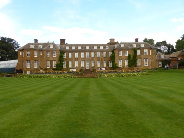 Upton House, south face