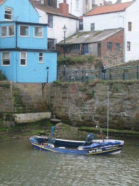Fishing coble, 'Margaret Elizabeth' #1