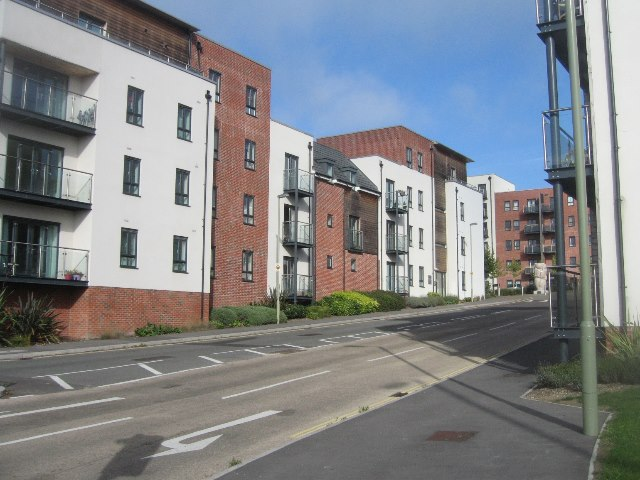 Flats in Sinclair Drive
