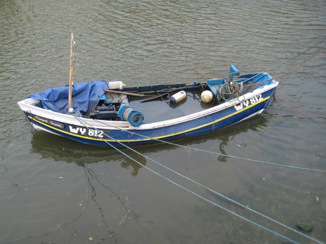 Fishing coble, 'Margaret Elizabeth' #2