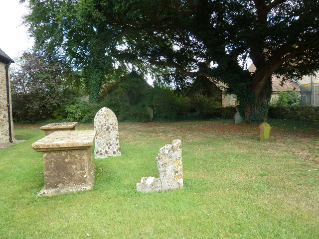 St Peter, Purse Caundle: churchyard (B)