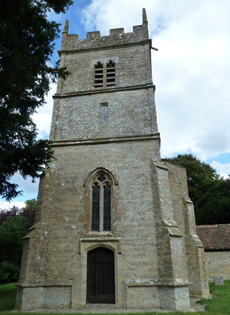 St Peter, Purse Caundle: tower