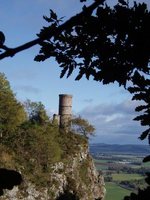 Kinnoull Tower