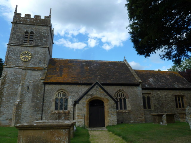 St Peter, Purse Caundle: churchyard (E)