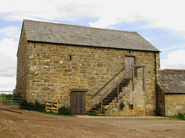 Restored bastle at The Raw Farm (2)