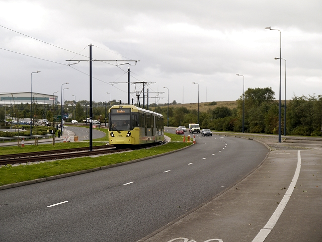 Metrolink, Lord Sheldon Way
