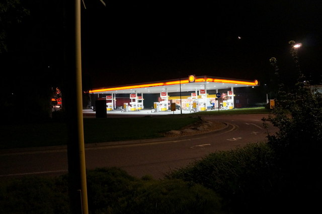 Baldock Services on the A1