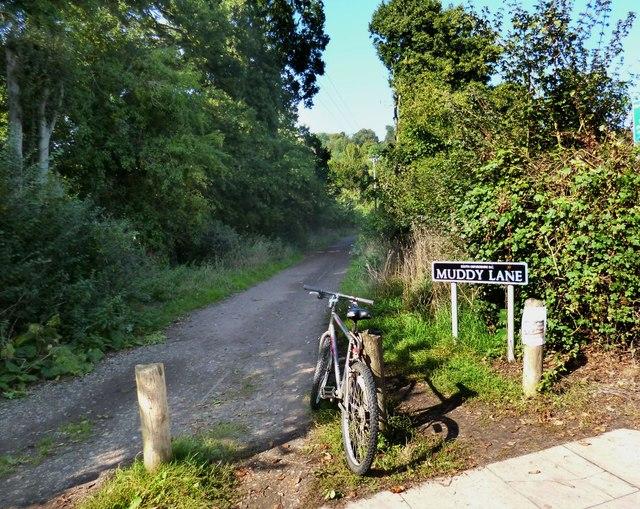 Muddy Lane, Whitchurch