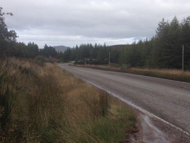 B9176 near Strath Rory