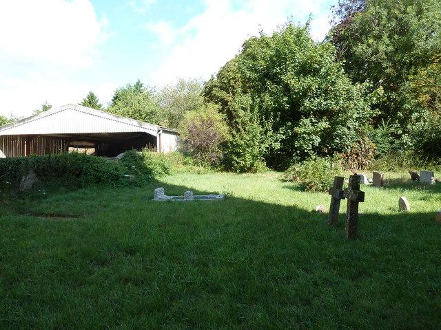 Northover Churchyard (A)