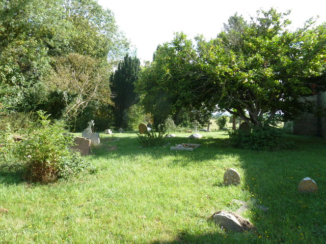 Northover Churchyard (B)
