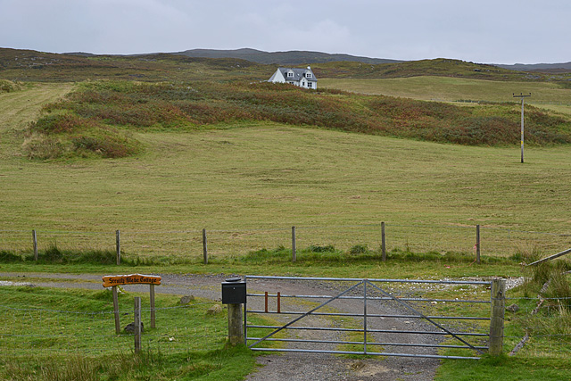 House at Kilchrist