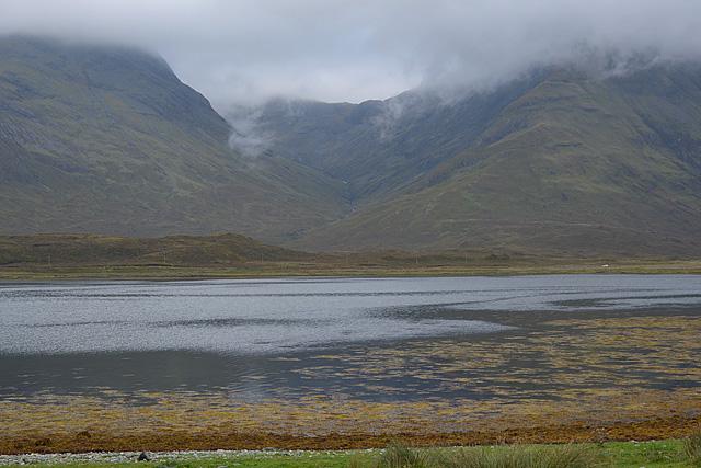 View over Loch Slapin