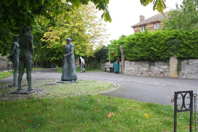 Dorset Martyrs, South Walks Road