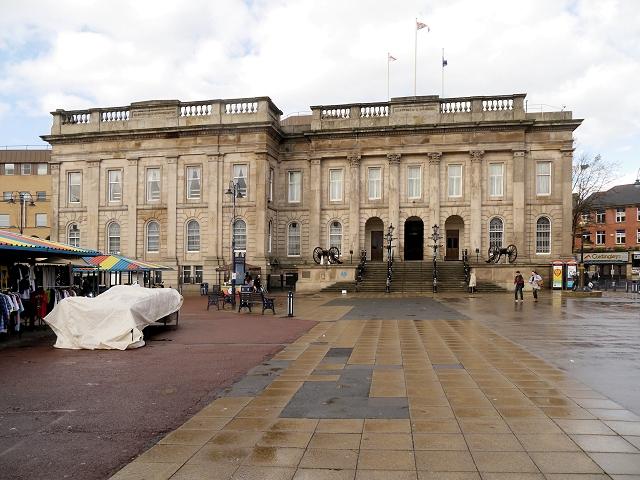 Ashton-Under-Lyne Town Hall