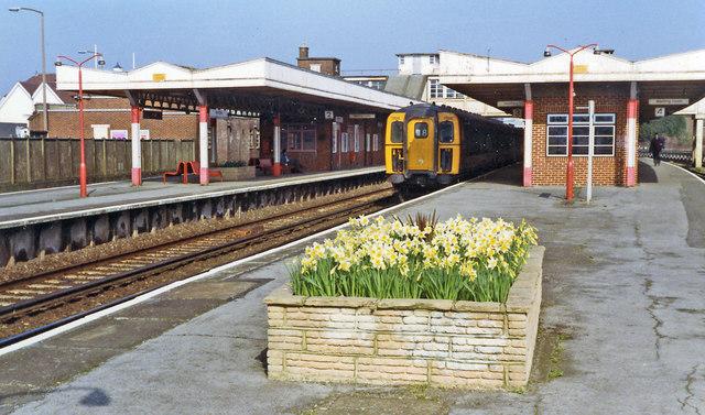 Horsham station, 1993