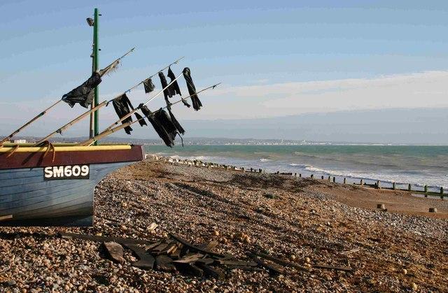 Worthing Beach to Rottingdean
