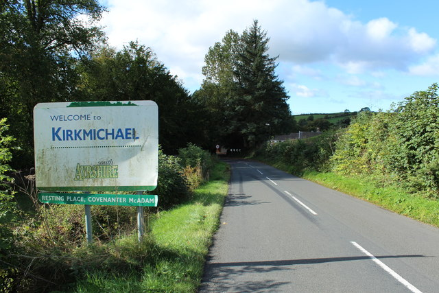 Welcome to Kirkmichael