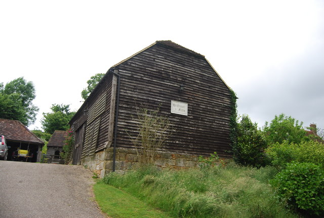 Henhurst Farm Barn