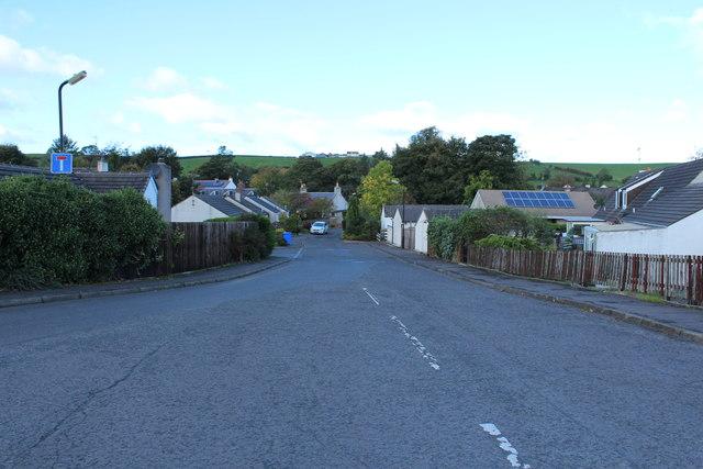 Dyrock Road, Kirkmichael