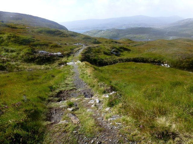 The Rhenigidale Path
