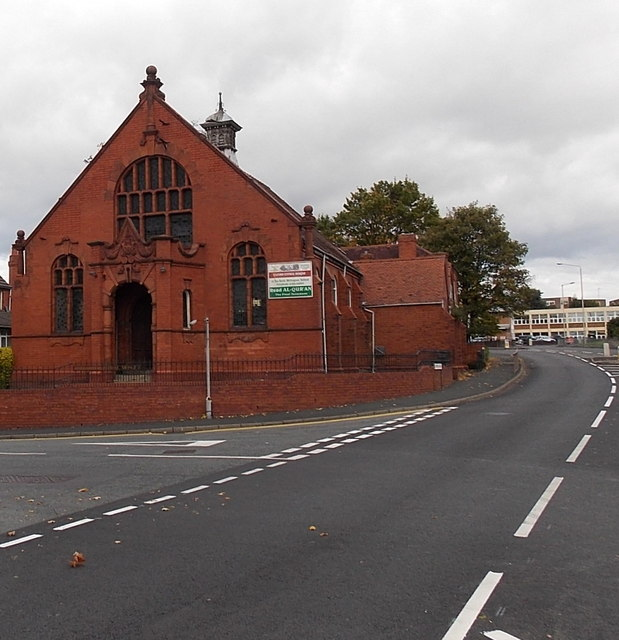 Telford Central Mosque, Wellington
