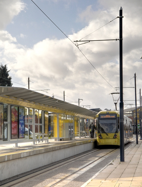 Ashton Tram Stop