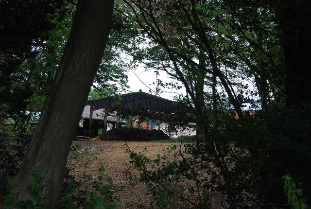 Barn, West Down Farm