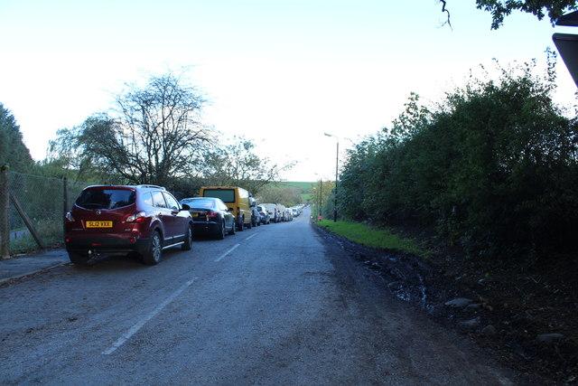 Bolestyle Road, Kirkmichael