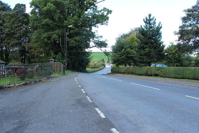 Straiton Road, Kirkmichael