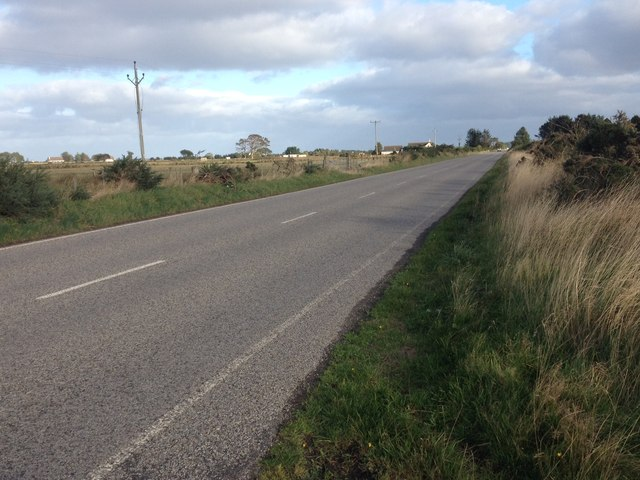 Road from Tain to Inver