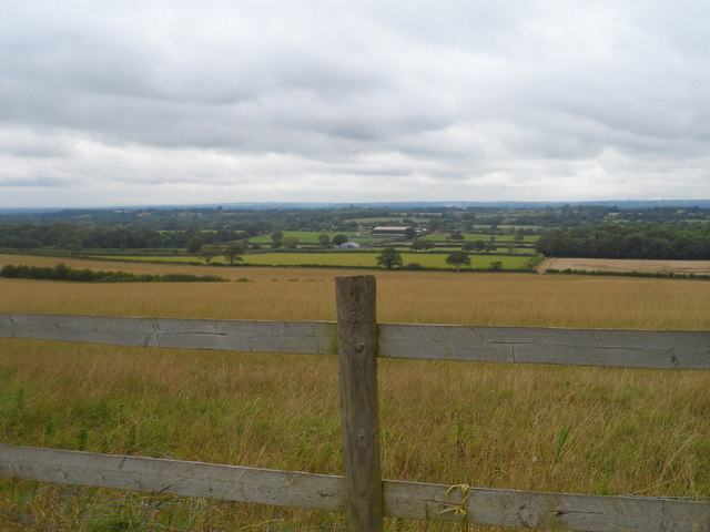 Looking towards Truleigh Sands on the edge of the downs