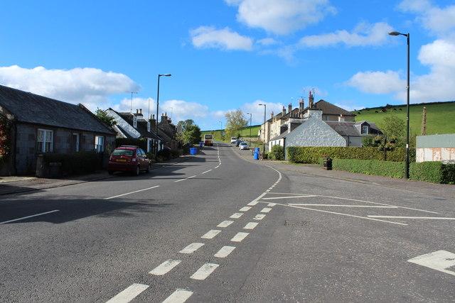 Maybole Road, Kirkmichael