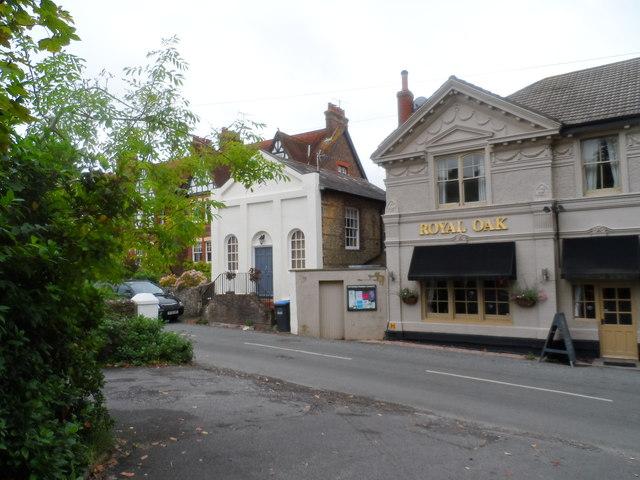 The Royal Oak, Poynings
