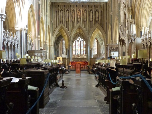 The Choir, Wells Cathedral