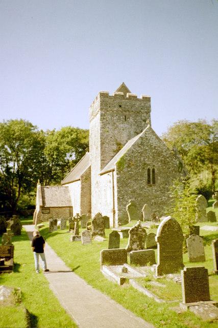 St. Cattwg, Cheriton
