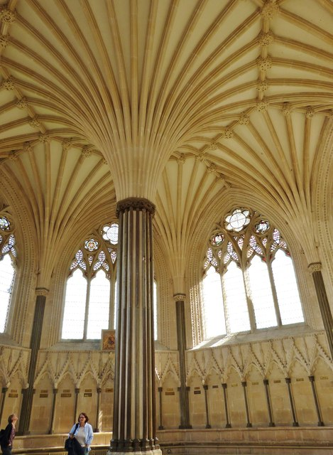 The Chapter House, Wells Cathedral