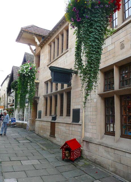Former Post Office, Bradford-on-Avon