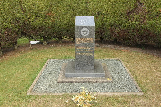 489th Bomb Group memorial