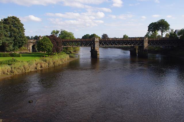 River Forth railway bridges