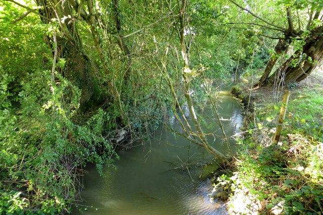 Gagle Brook by Wendlebury Road
